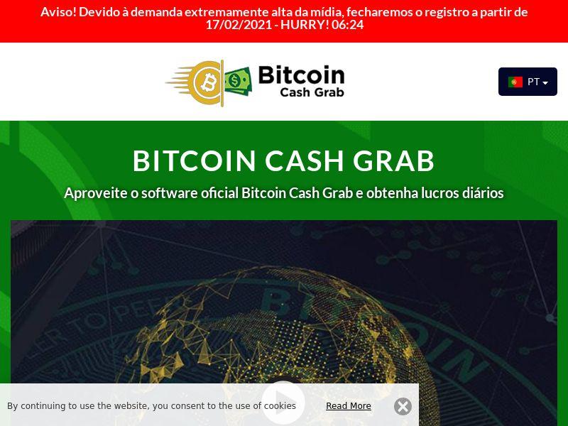 Bitcoin Cash Grab Portuguese 1895