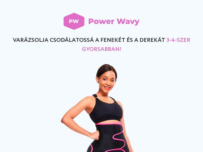 Power Wavy HU
