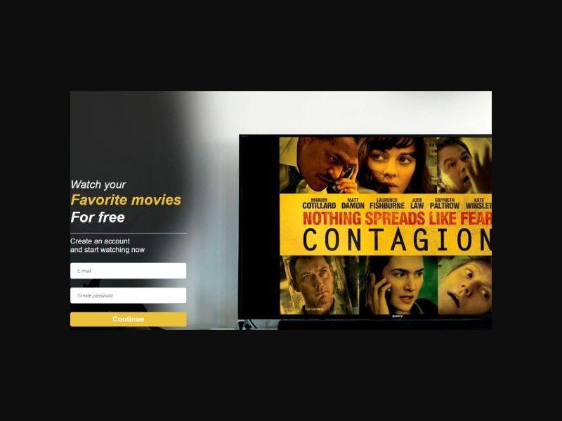 Movie VOD - CC Submit - Contagion LP (US)