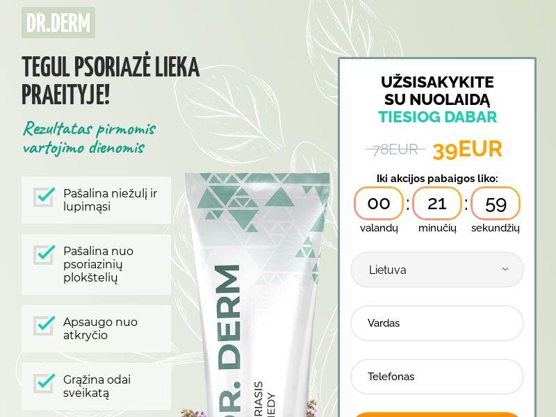 Dr.Derm LT - anti-psoriasis product