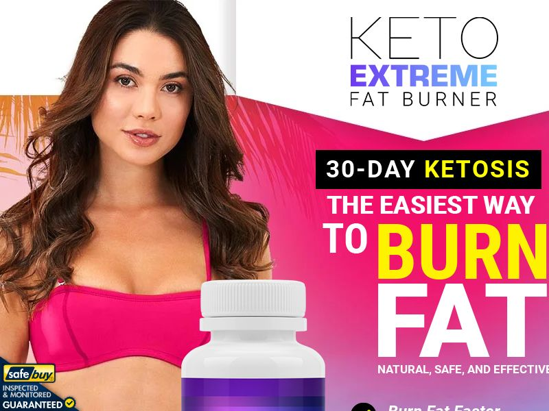 Keto Extreme Fat Burner LP01 (EN INTL - ALL)
