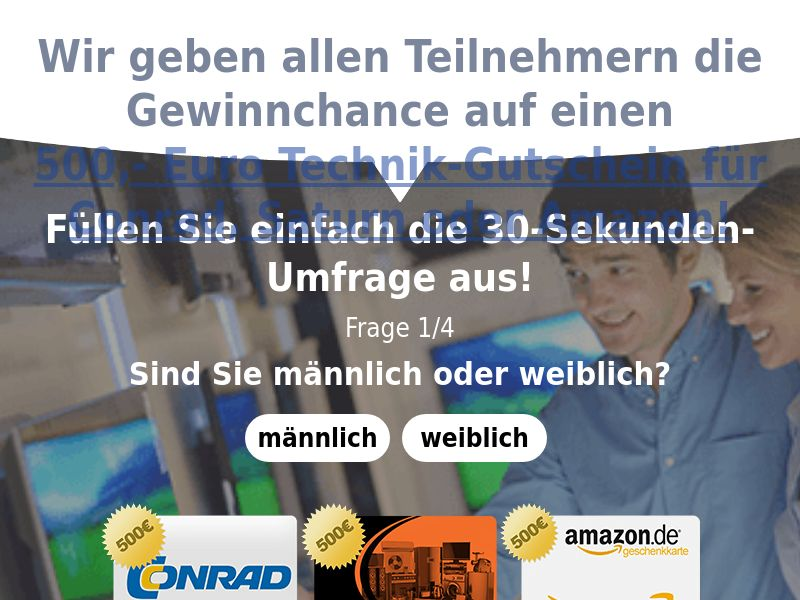 9803) [WEB+WAP] Electronics vouchers - ALL BRANDS - DE - CPL