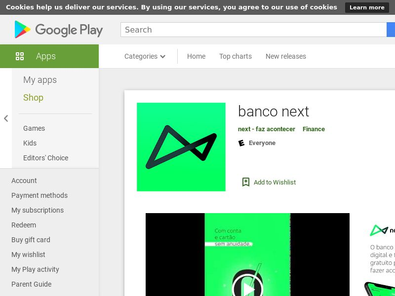 BR - Next (Android Free BR 50MB w/capping NRB PRIVATE) CPA - - (SCAPI)