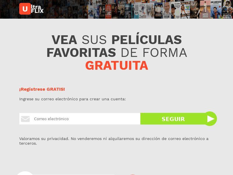 AdCenter Movies Shortflow (ES) - CPA, VOD, Free Trial, CC Submit, Multi-Geo
