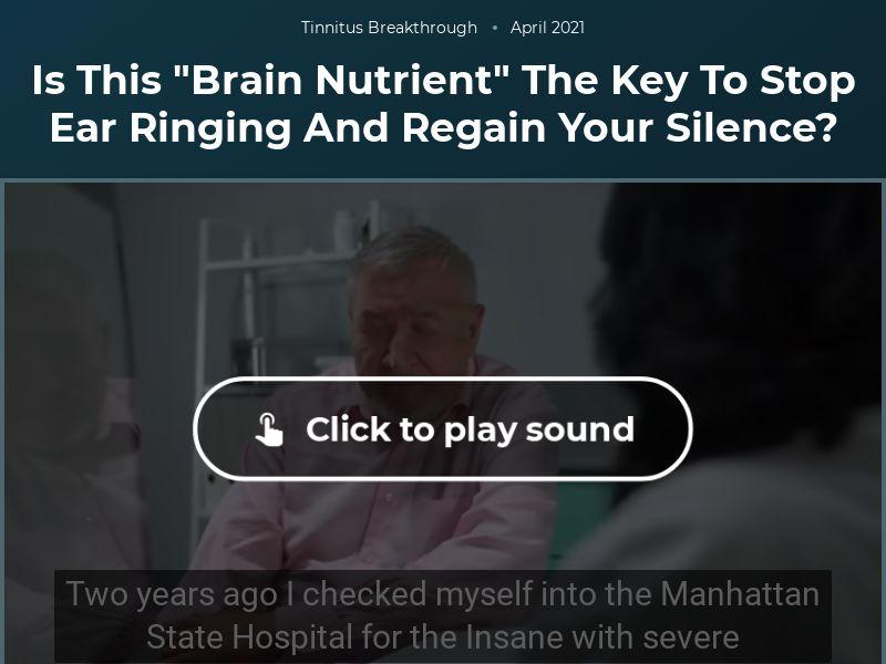 Silencil - Tinnitus Supplement (PPS) - Health/Nutra - WW