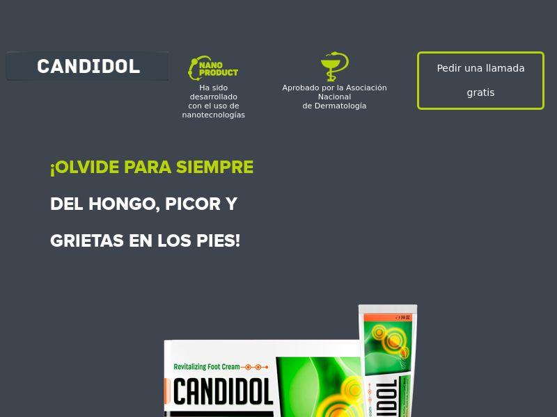 Candidol ES - antifungal solution