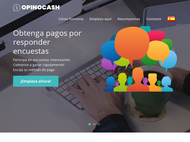 Opinocash Exclusive Router - Spanish - Int'l