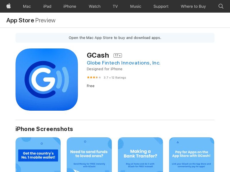 GCash - iOS CPE - PH - Incent and Non incent
