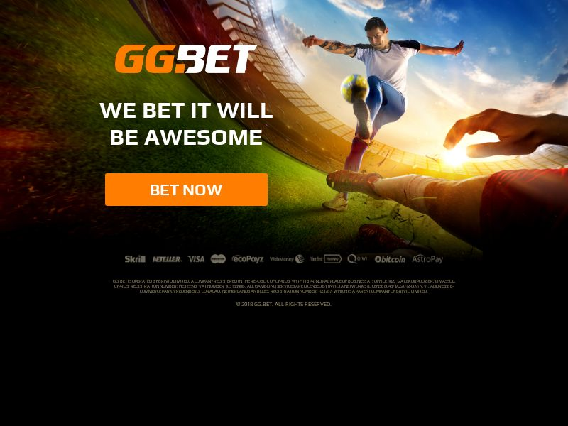 GG.bet - Sports Betting - CA - (CPA)