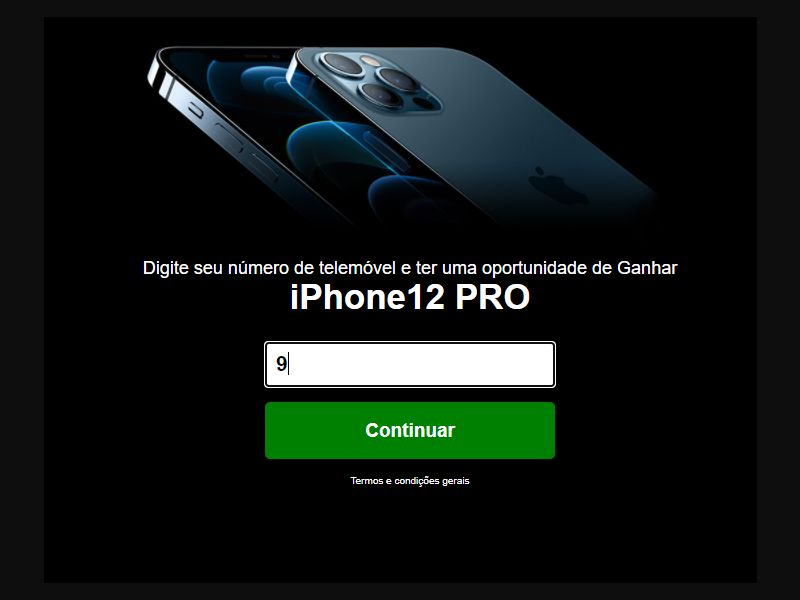 iPhone 12 PIN PT [PT] - Pin submit