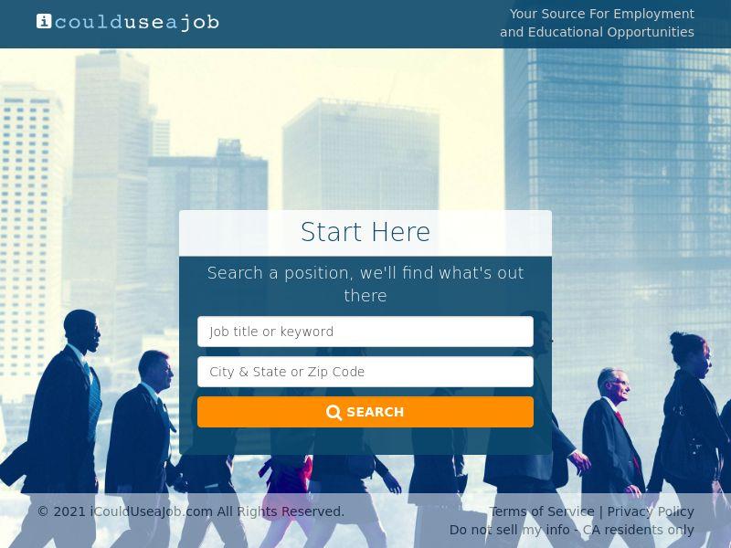 LEAD GEN - I Could Use A Job - PPL (US)