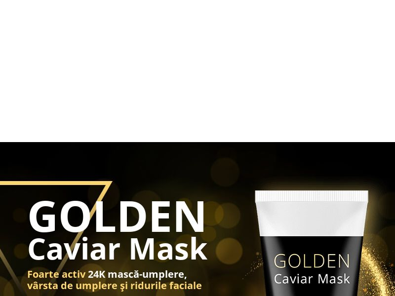 Golden caviar mask [RO]   COD   Responsive