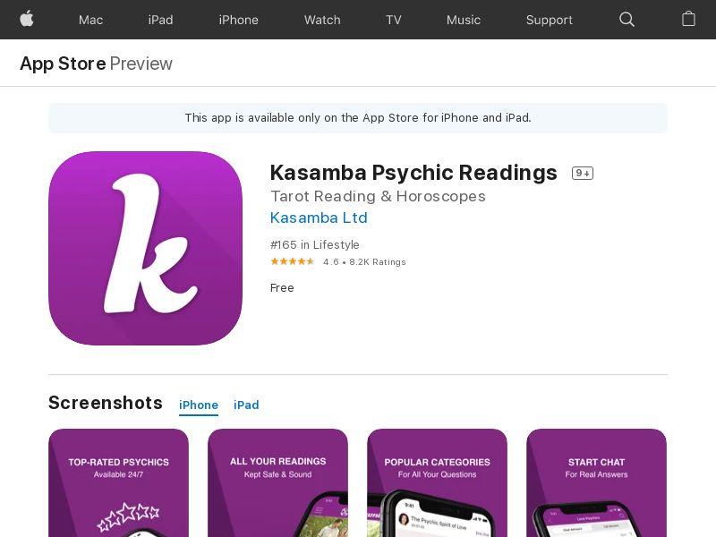 US - [US] Kasamba_CPE(First Purchase)_iOS_DA_Feb_G_4781 - - (SCAPI)