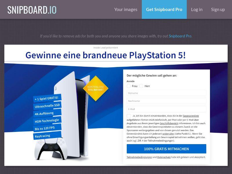 37081 - DE - CH - AT - 7Sections - Playstation 5 - DE/AT/CH - DOI