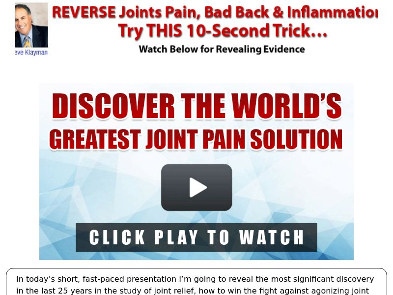 Joint Relief 911 (INTL) (CPA)