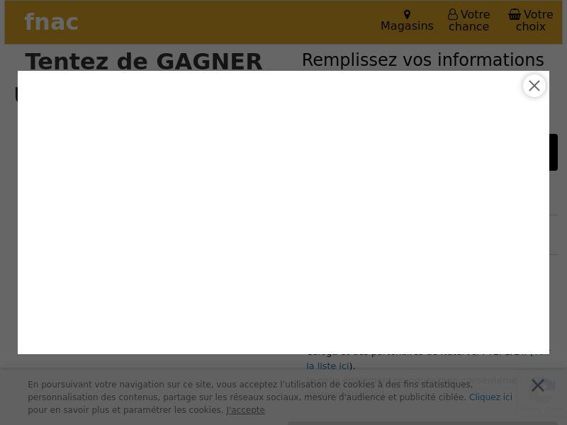 (13771) [WEB+WAP] Fnac Direct reg - FR - CPL