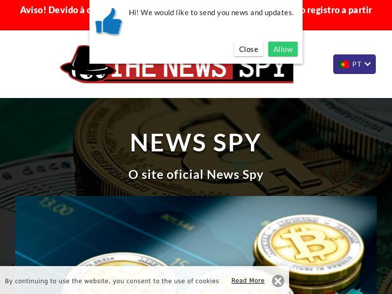 The News Spy Pro Portuguese 1055