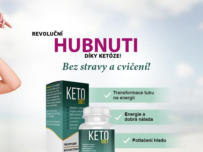 KETO DIET CZ - weight loss treatment