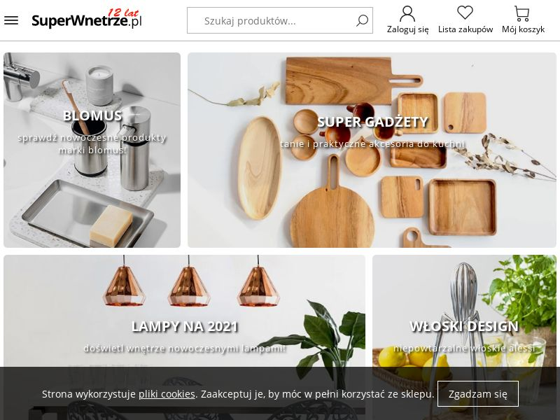 SuperWnetrze - PL (PL), [CPS], House and Garden, For children, Furniture, Household items, Home decoration, Garden, Sell, shop, gift
