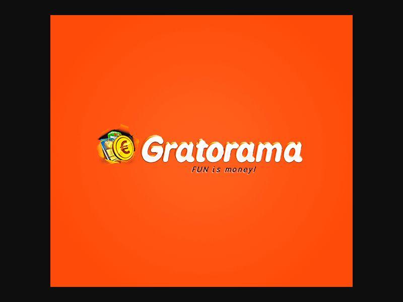 Gratorama Game (SE), [CPL]