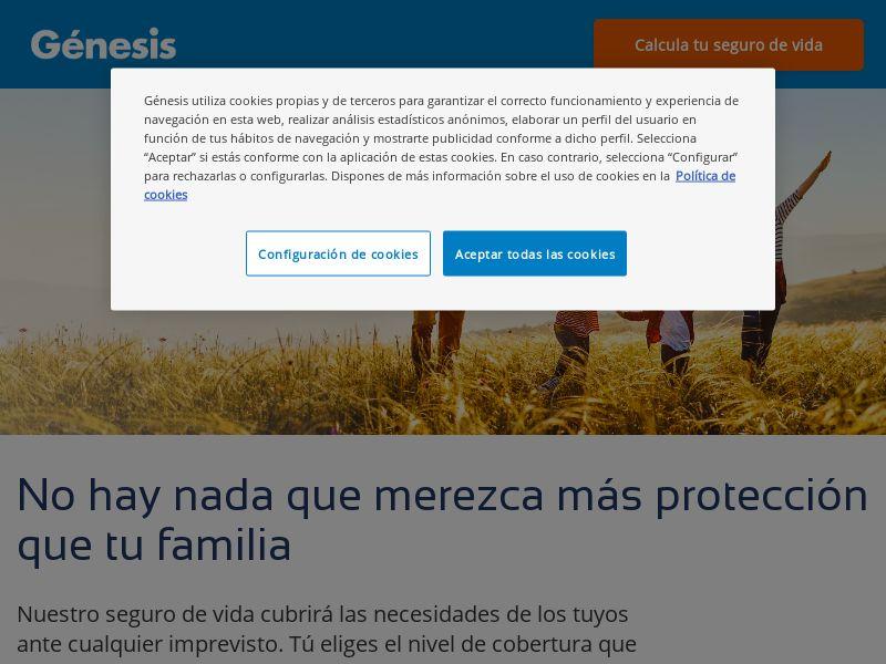 Genesis - ES (ES), [CPA]