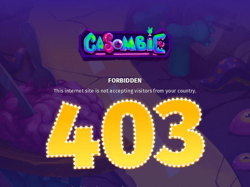 Casombie.com Casino CPA - DE, AT, CH, FI, NO, IT, PL & HU
