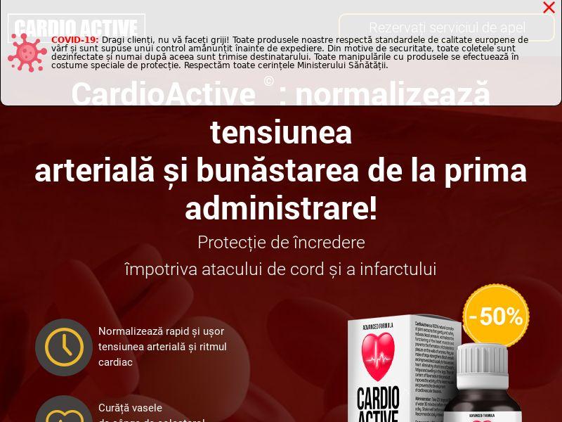 Cardioactive - RO (RO), [COD]