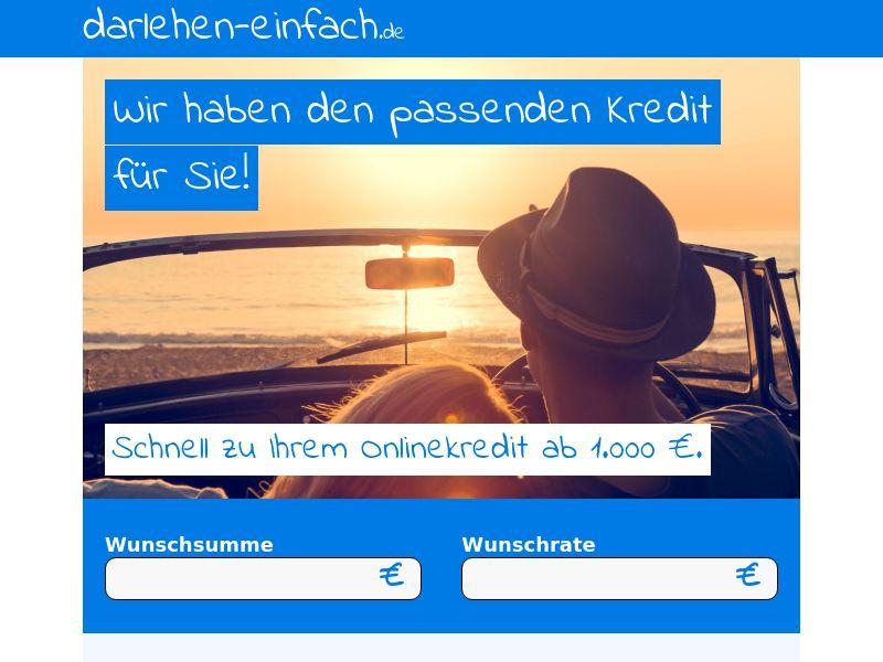 Darlehen einfach (DE), [COD], Business, Loans, Short term loans, Long term loans, loan, money, credit