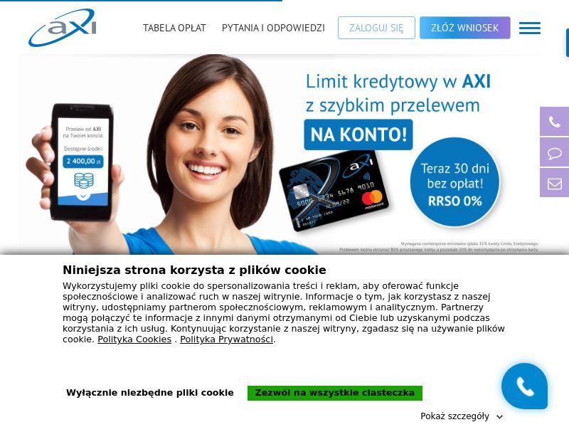 AXI Card PL CPA+CPS