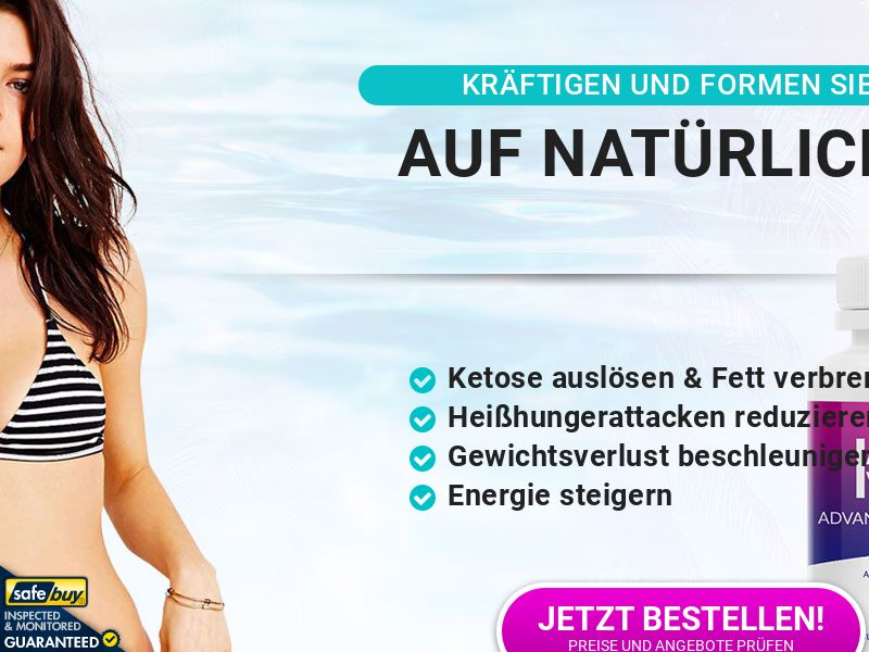 Keto Advanced Fat Burner LP2 - DE (GERMAN)