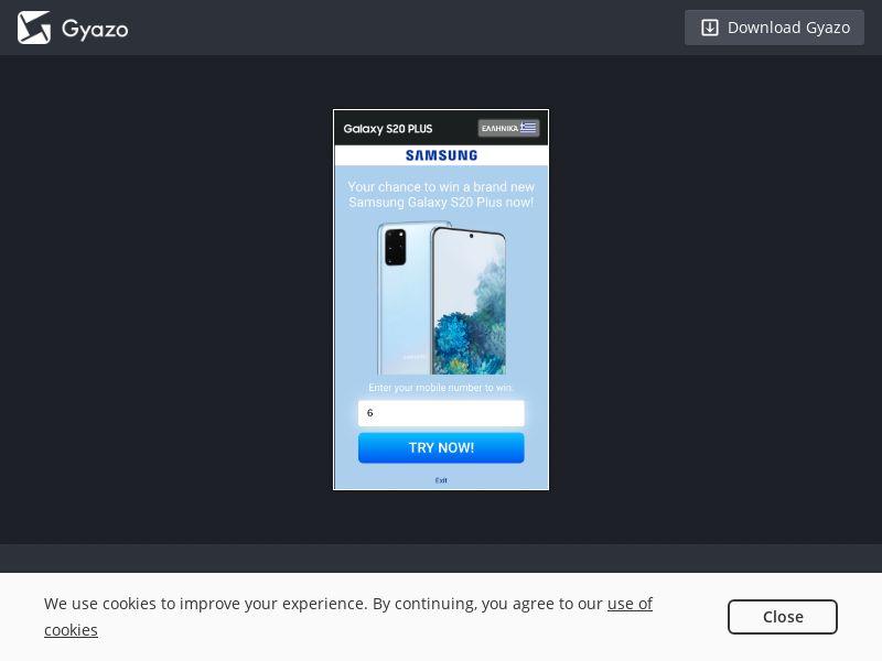 GR - Samsung Galaxy S20 Plus - All