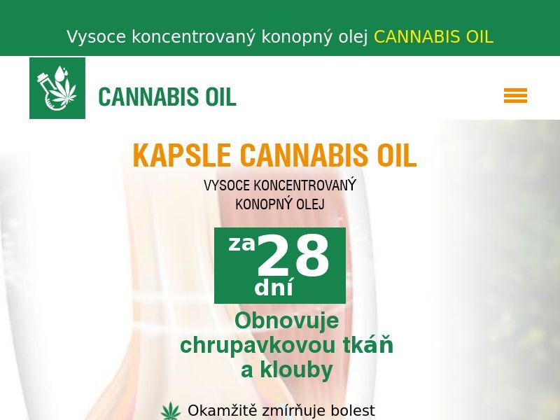 Cannabis Oil CZ(joints)