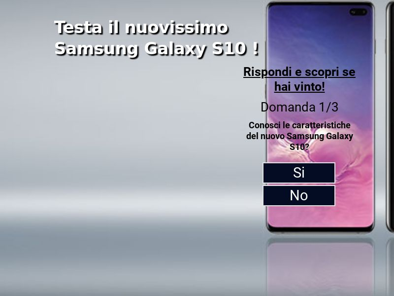 9569) [WEB+WAP] Samsung S10 - IT - CPL