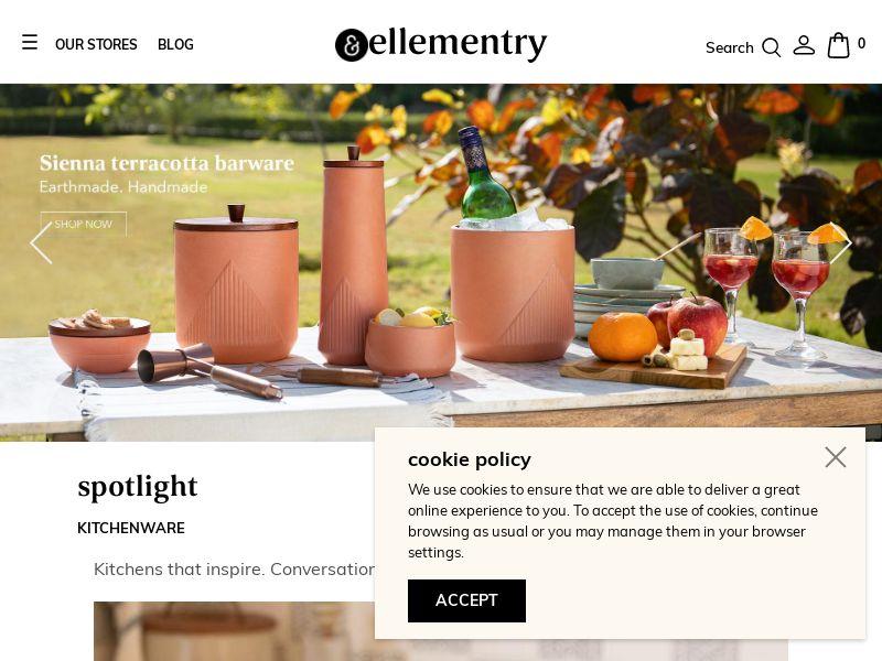 Ellementry.com CPV - India