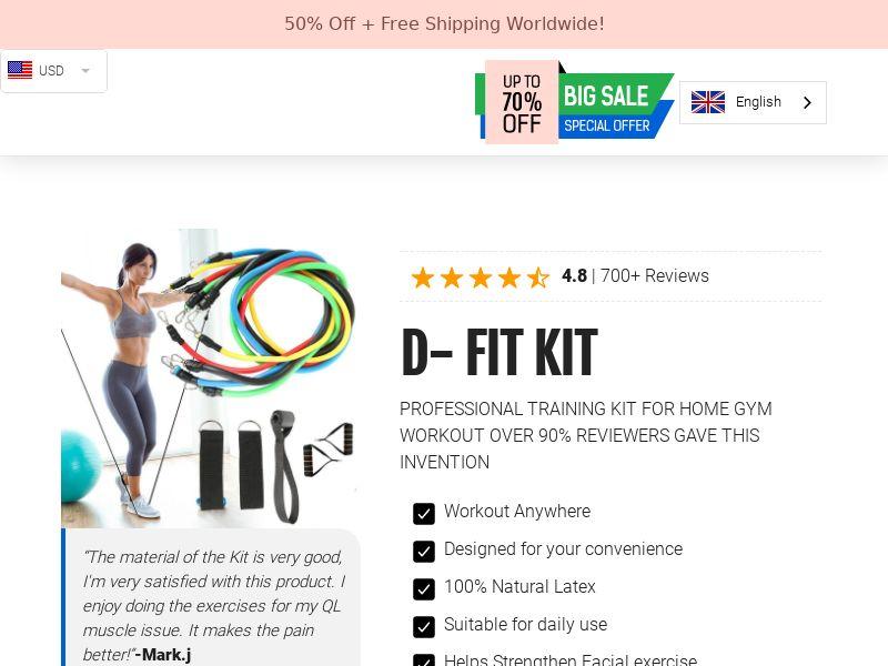 D-Fit Kit