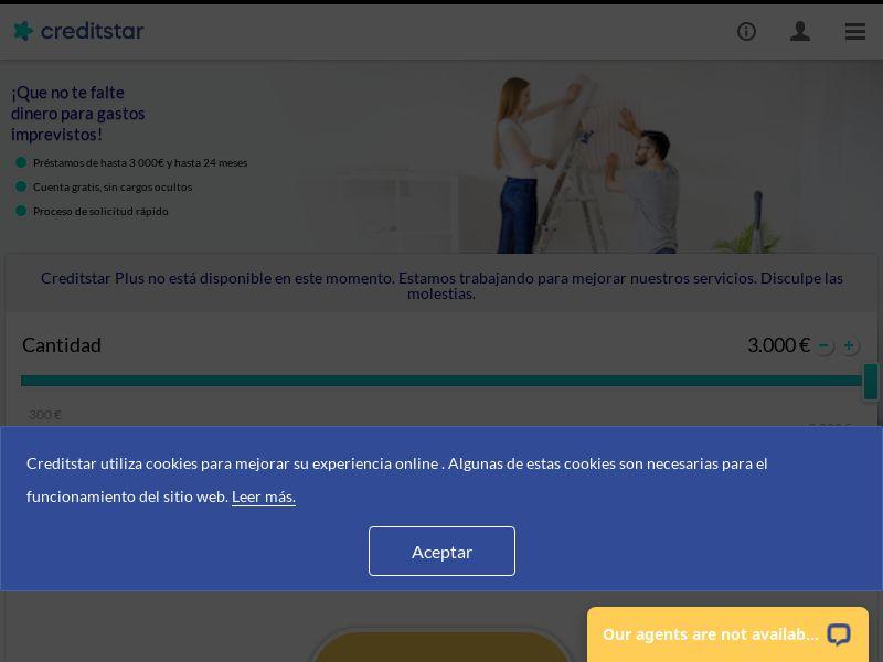 creditstarplus (creditstarplus.es)