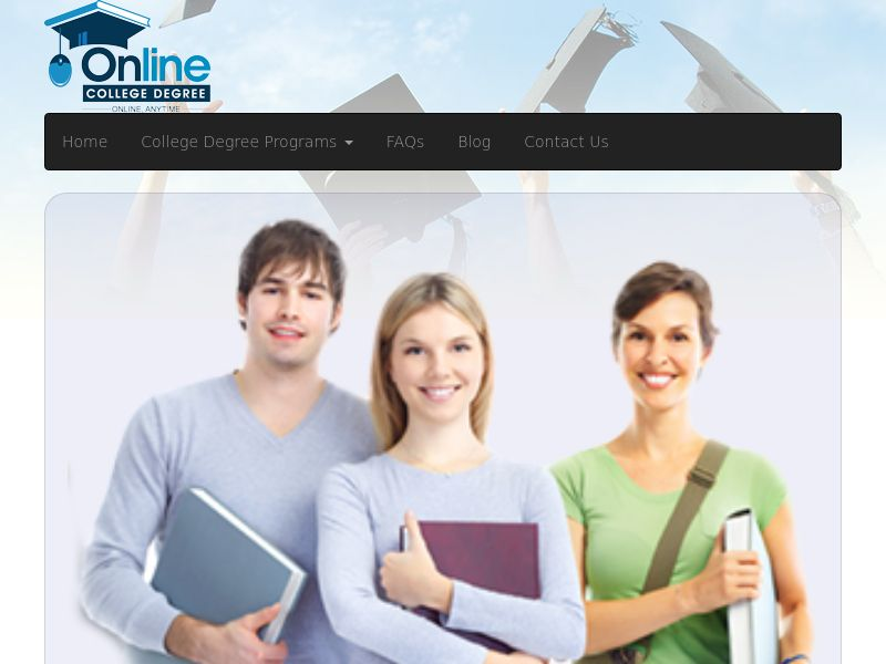 Online College Degree