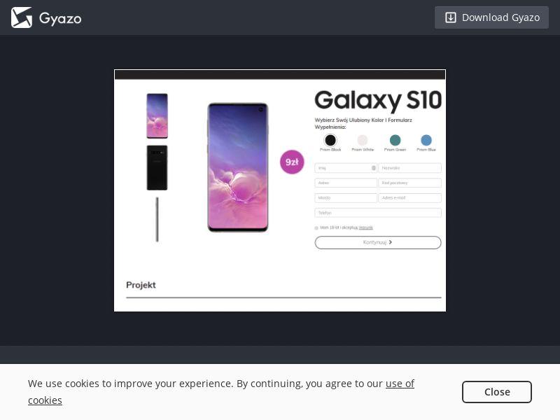 PerfectCV Samsung S10+ v6 PL | CC Sub