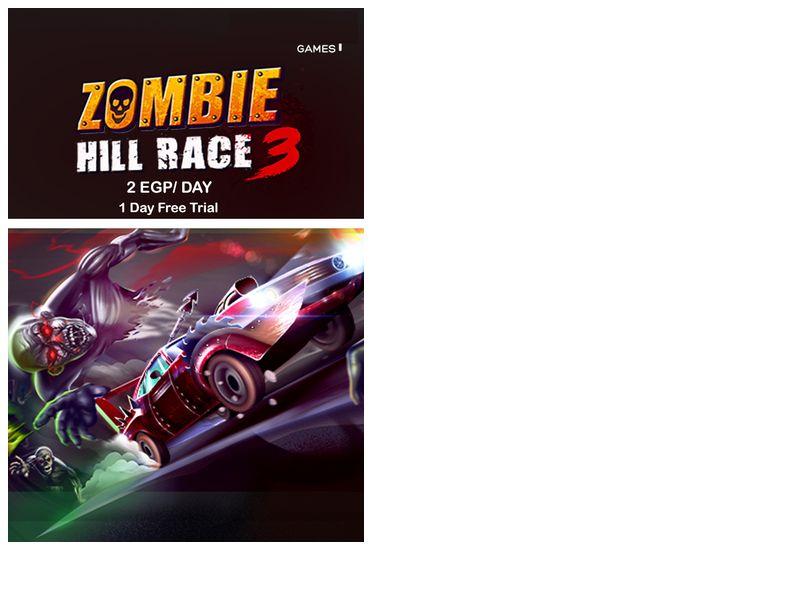 Zombie Hill Race 3 Vodafone