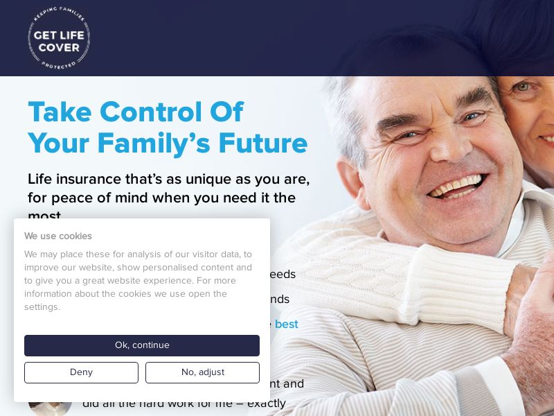 Get Life Cover - Life Insurance - CPL - UK - NO WEEKEND [EXCLUSIVE]
