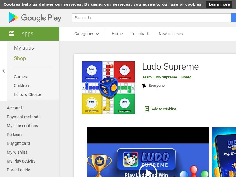 Ludo Supreme_IN_Android *redirects only with correct GAID* (CPR)