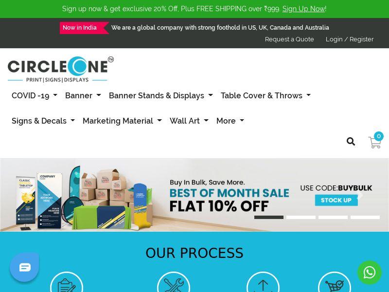 Circleone.in CPS - India