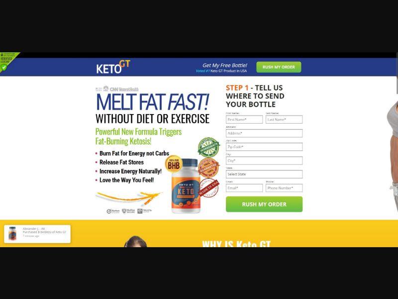 KetoGT - Diet & Weight Loss - SS - [US]