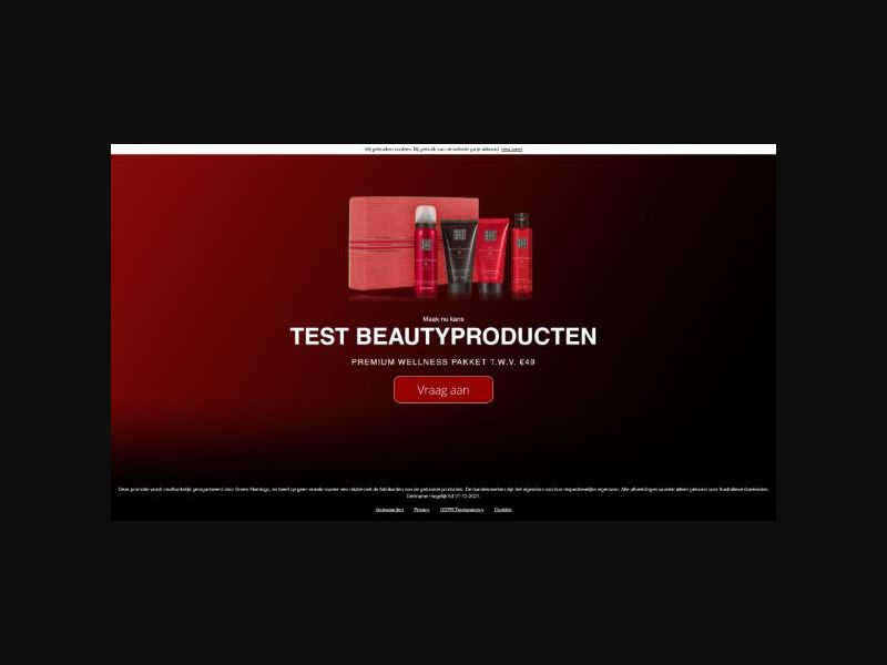 Win Beauty Products - SOI (NL)