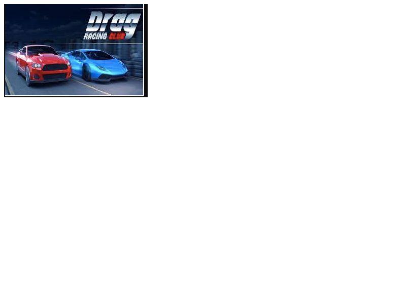 Drag Racing Club Dialog