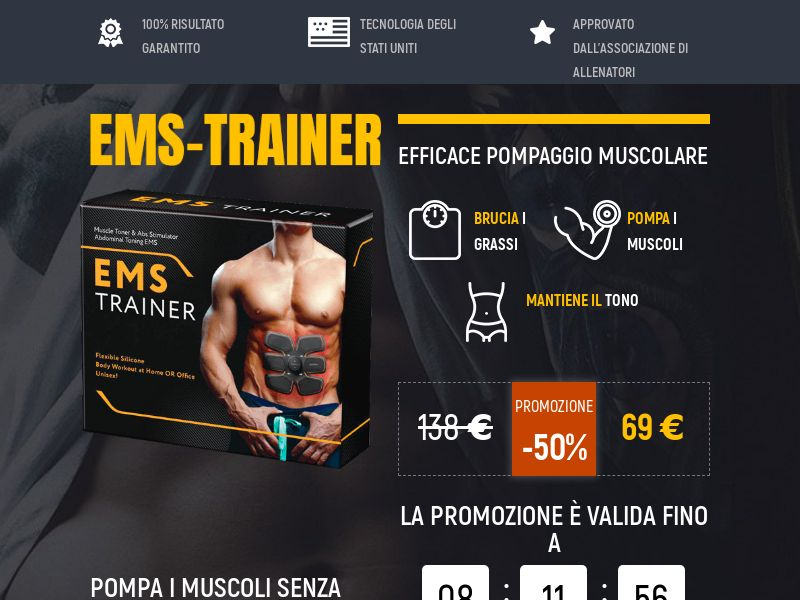 EMS Trainer - IT