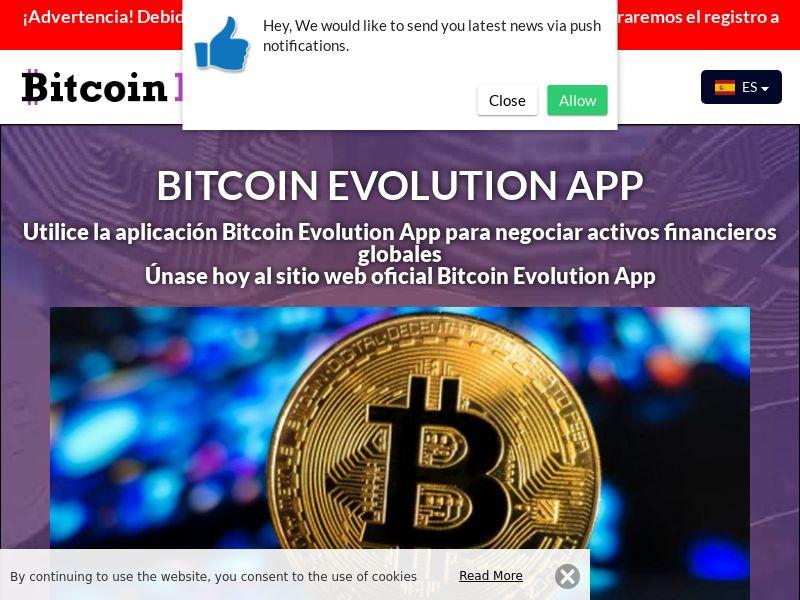 The Bitcoin Evolution Spanish 2407