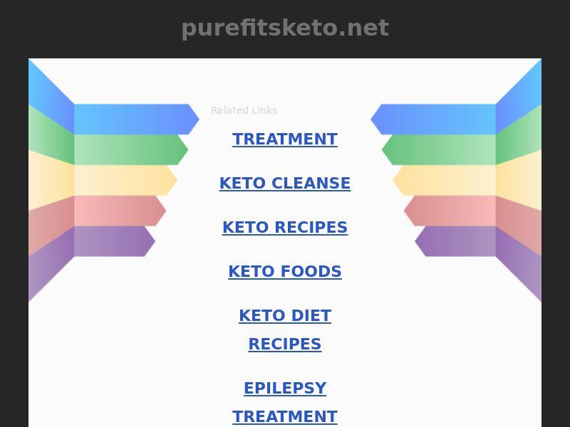 Purefit Keto [DIET] - CPA - Straight Sale - English Speaking