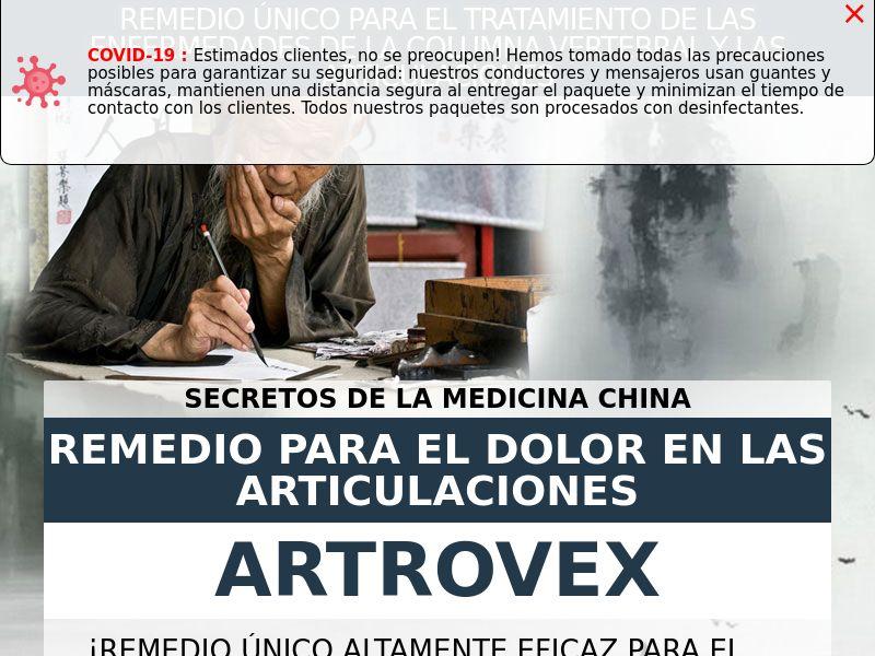 Artrovex CL - arthritis product