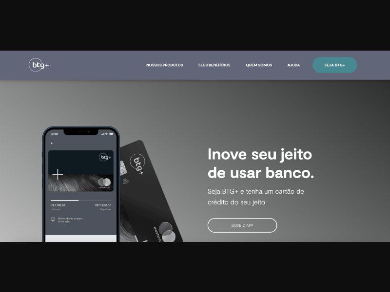BTG Digital - Investments [BR] - CPI